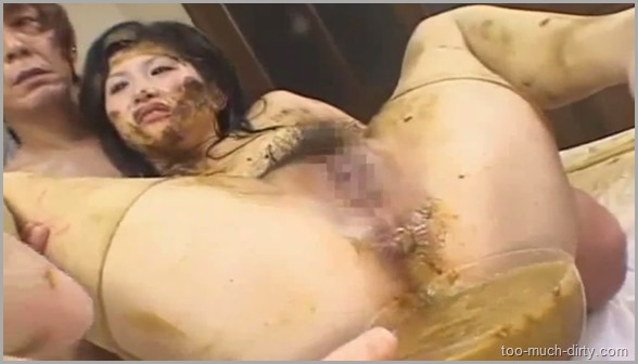 Asian_Slave_Girl_Make_A_Lot_of_Diharrea_and_Forced_to_Take_Everything_on_Her_Head