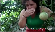 Chubby_Dirty_Drunk_Girl_Non_Stop_Puking_Outdoor_3