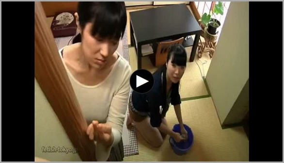 Mature Japanese Mom Enema Punishment